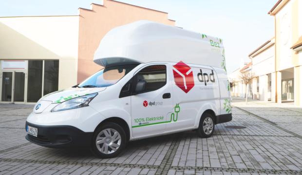 Voltia dodá DPD Slovakia prvých 30 zväčšených elektro dodávok