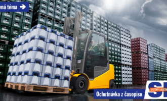 HLAVNÁ TÉMA: Logistika nápojov je špecifická najmä rozmanitou sezónnosťou
