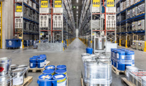 Dachser Chem-Logistics, chemikálie v bezpečí