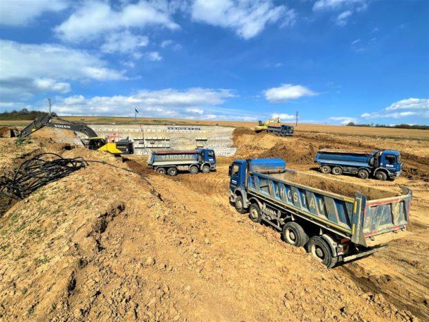 Stavebné firmy očakávajú v tomto roku pokles trhu stavebných prác o 1,7 %