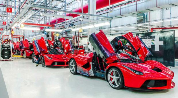 Automobilka Ferrari mala v prvom kvartáli 2021 zisk vo výške 206 miliónov eur