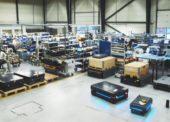 Koch Industries spolupracuje sMobile Industrial Robots pri dodávkach autonómnych mobilných robotov