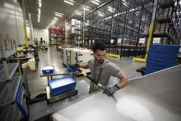 Spoločnosť UPS Healthcare posilňuje prepravu v chladiacom reťazci