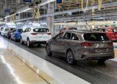 Kia predala v apríli 249 734 vozidiel, čo je medziročný nárast o 78 %