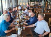 KLM: Prvé osobné stretnutie logistických manažérov pri Dunaji