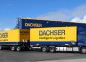 Dachser rozširuje vozový park o ekologické dodávky na cezhraničnú prepravu