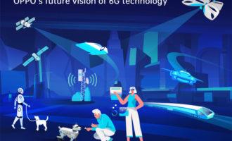 Štúdia o sieti 6G s víziou komunikácie novej generácie