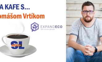 Na kafe s… Tomášom Vrtíkom, Managing Partner spoločnosti Expandeco