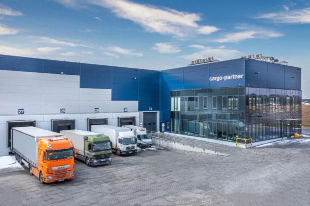 cargo-partner vylepšuje sklady vseverovýchodnej Európe