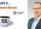 Na kafe s… Mariánom Klačom, vedúcim oddelenia bezpečnosť informácií / IT manažment kvality Volkswagen Slovakia