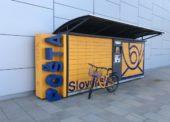 Slovenská pošta rozšírila svoju sieť BalíkoBOXov