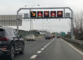 Na D1 A D2 v Bratislave spúšťa NDS najmodernejšie líniové riadenie dopravy
