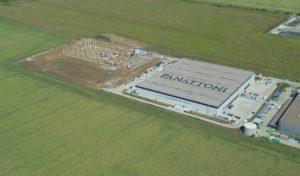 Accolade s Panattoni spustili výstavbu druhej budovy
