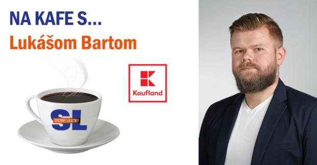 Na kafe s… Lukášom Bartom, vedúcim oddelenia IT SCM spoločnosti Kaufland SR