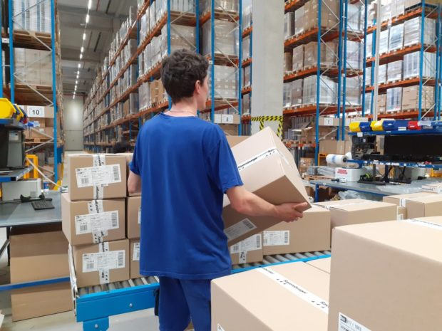 Logistika hier – logistika, ktorá baví