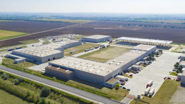 Moderné logistické centrum Havi Logistics pri Trnave šetrí životné prostredie