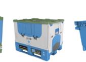 Schoeller Allibert uvádza na trh novú službu Prenájom paletových kontajnerov