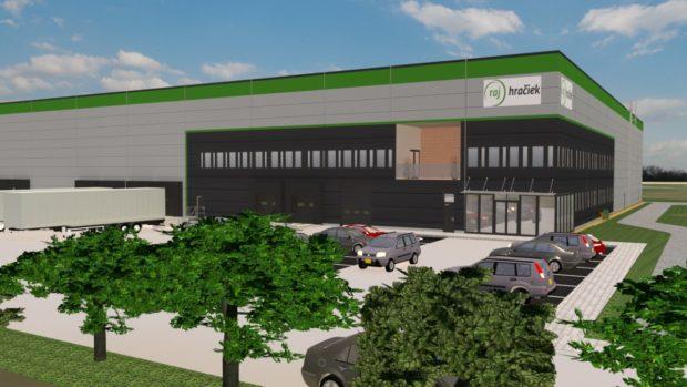 RajHračiek.sk bude mať na Slovensku nové distribučné centrum