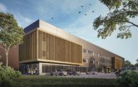 Rainbow Center bude moderným logistickým areálom