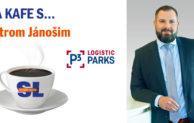Na kafe s… Petrom Jánošim, výkonným riaditeľom P3 Logistic Parks
