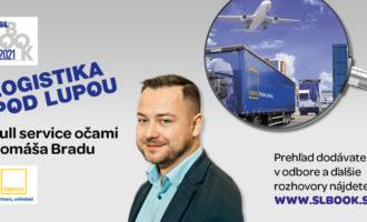 Tomáš Brada: Logistický sektor čelil vuplynulom období extrémnym osciláciám