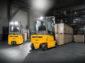 Spustenie výroby: Bestseller spoločnosti Jungheinrich so zvýšeným výkonom a väčšou produktivitou